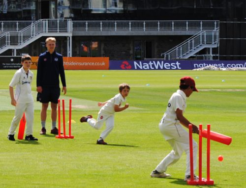Young Cricketers Performance Squad Training